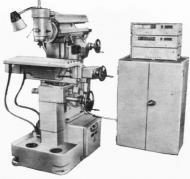 Станок широкоуниверсальный инструментальный фрезерный