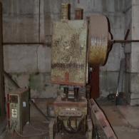 Пресс кривошипный с пневмомуфтой КД2326