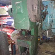 Пресс кривошипный с пневмомуфтой КД2124
