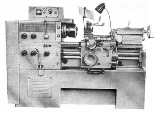 16Б16КП Станок токарно-винторезный повышенной точности