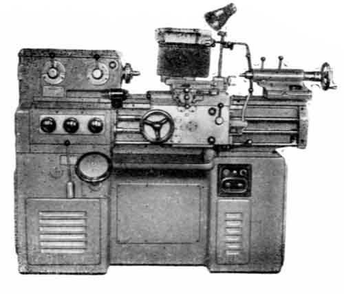 1И611 Станок токарно-винторезный повышенной точности