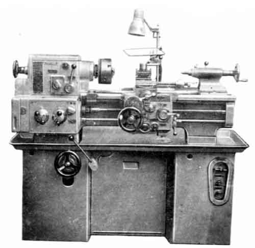 1П611 Станок токарно-винторезный повышенной точности