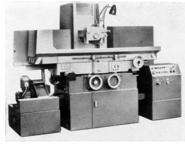 3Е711В Станок плоскошлифовальный с крестовым столом и горизонтальным шпинделем