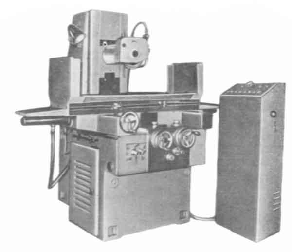 3Г71М Станок плоскошлифовальный с крестовым столом и горизонтальным шпинделем