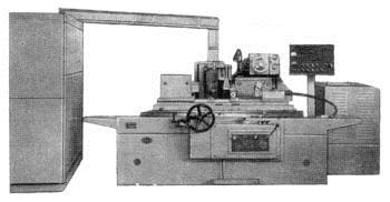 3М152МВФ2 Полуавтомат  круглошлифовальный для продольного и врезного шлифования