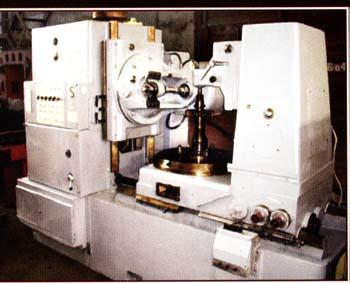 53А50 Полуавтомат  зубофрезерный вертикальный