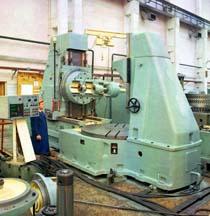 5А342ПФ2 Станок зубофрезерный вертикальный для цилиндрических колес с ЧПУ