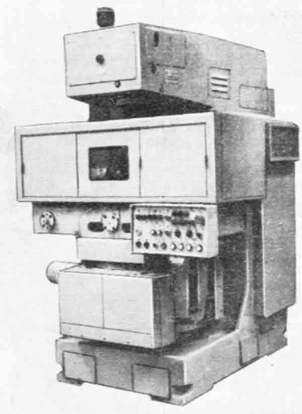 5Б702В Полуавтомат зубошевинговальный