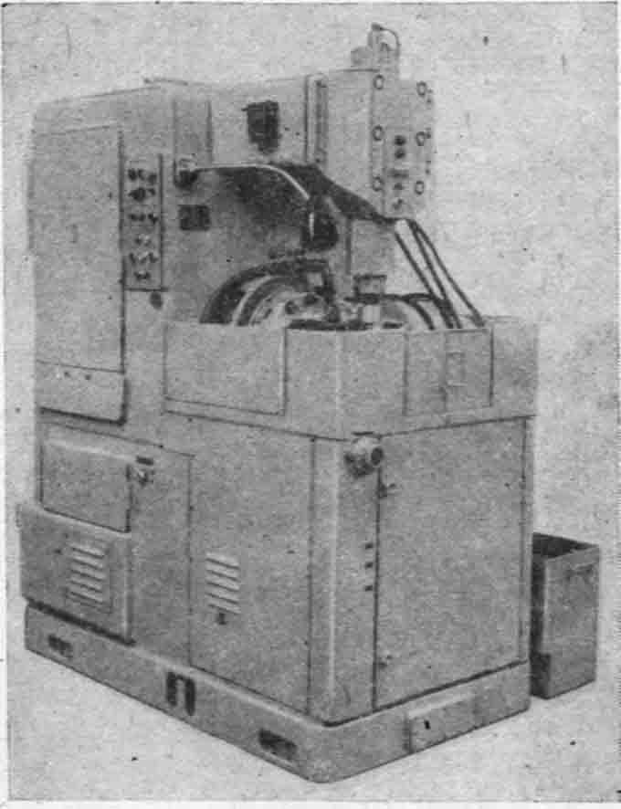 5В312 Полуавтомат зубофрезерный вертикальный для цилиндрических колес
