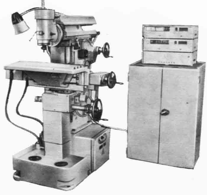 675П Станок широкоуниверсальный инструментальный фрезерный