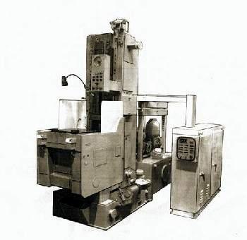 7А733 Вертикальный полуавтомат для наружного протяга