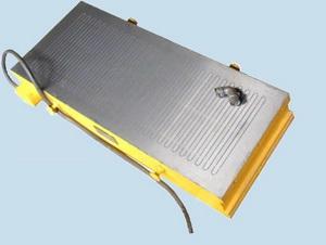 3Л722В-1600. 827.000 Плита электромагнитная