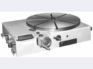 7400-0007  Стол поворотный делительный плоский с оптической системой отсчета