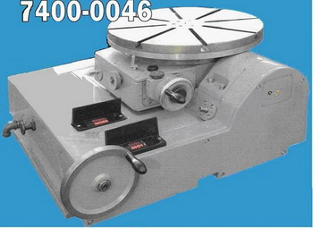 7400-0046  Стол поворотный делительный универсальный с оптической системой отсчета