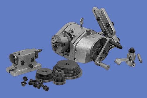 УДГ-Д-250  Головка делительная универсальная