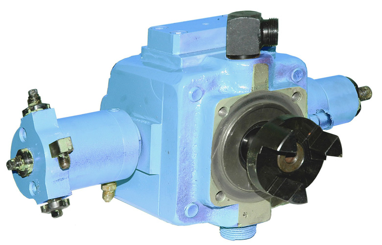 00 Насос предназначен в качестве запасной части для комплектации гидроприводов плоскошлифовальных станков...