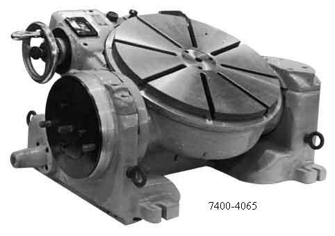 7400-4065  Стол поворотный делительный универсальный