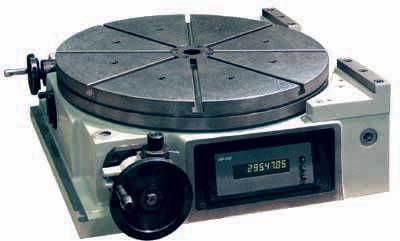 СК63-11  Стол поворотный делительный универсальный  прецизионный кантуемый