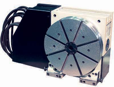 СК36-12  Стол поворотный делительный универсальный  прецизионный кантуемый для ЧПУ