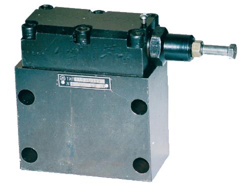 Гидроклапан разгрузочный автоматический КХД