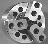 ПКСА-160.С130(7102-0066А) Патрон токарный 3-х кулачковый самоцентрирующийся