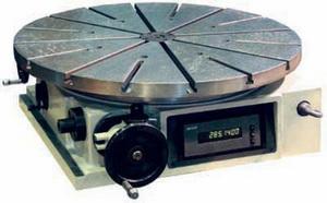 СП100-11 Простой горизонтальный поворотный делительный стол