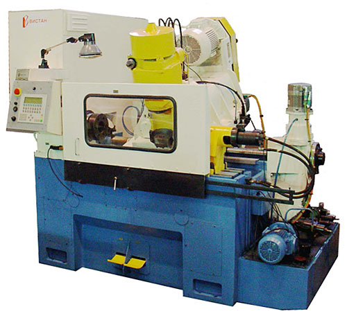 ВСН-613NC22 Зубошлицефрезерный полуавтомат с ПК Simens