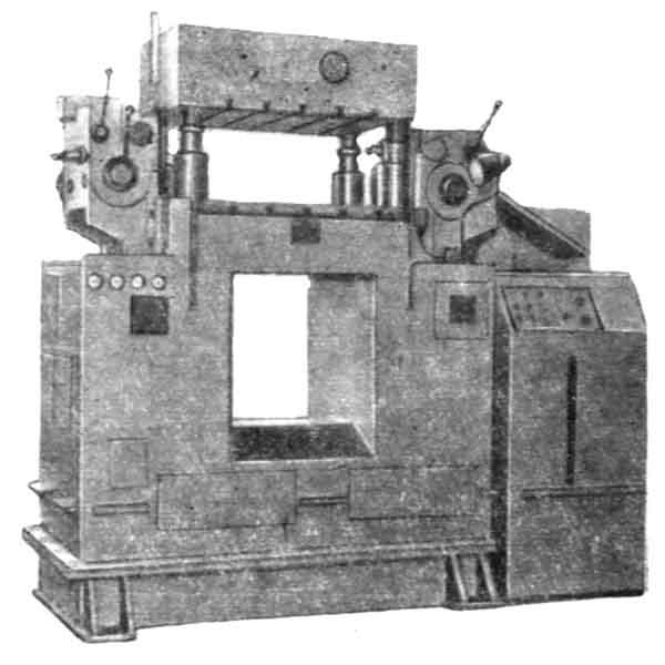 АА6228 Автомат листоштамповочный с нижним приводом