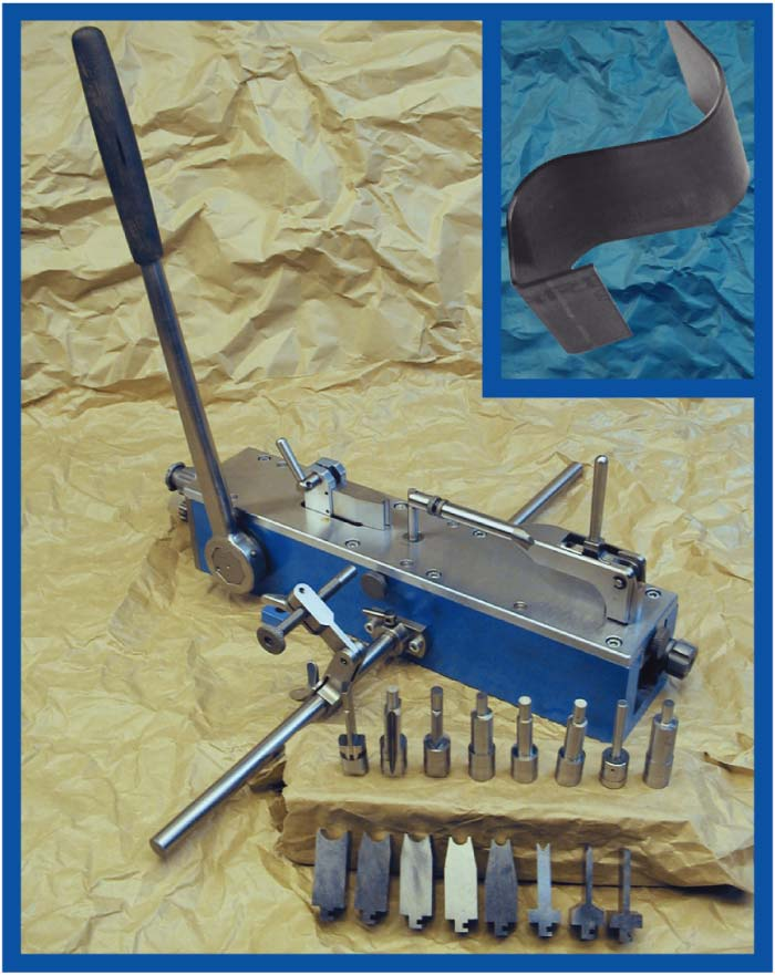 HEKL-111/80 Автомат гибочный hekl-111/80