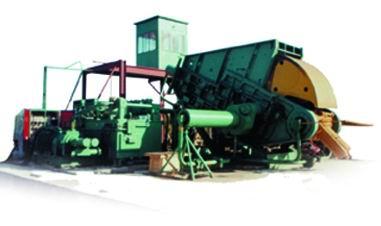 БГ1334 Пресс пакетировочный гидравлический