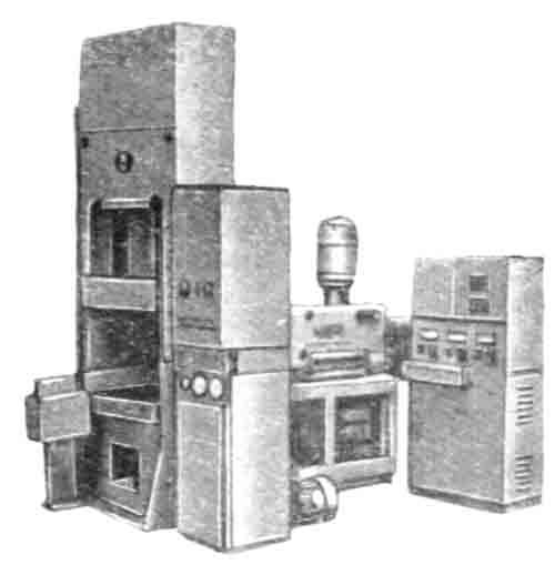 ДБ2432 Пресс гидравлический