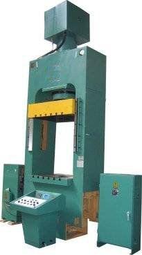 ДГ2434А Пресс гидравлический для изготовления изделий из пластмасс