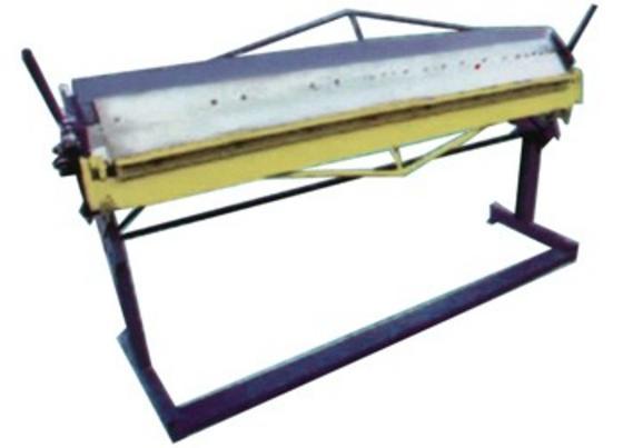 ГМ1250 Листогиб с поворотной балкой