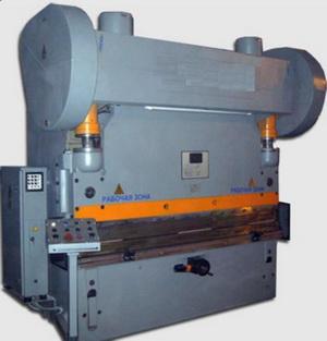 И1334 Пресс листогибочный пневмомуфта