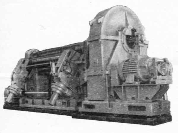 ИА2426 Машина листогибочная гидравлическая четырехвалковая