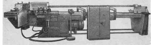 ИА3432.01 Машина трубогибочная с механическим приводом