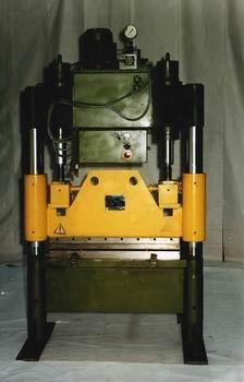 ИБ1427-01 Пресс листогибочный гидравлический