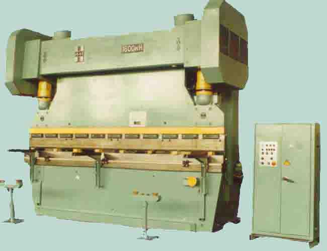 ИВ1330 Пресс листогибочный пневмомуфта