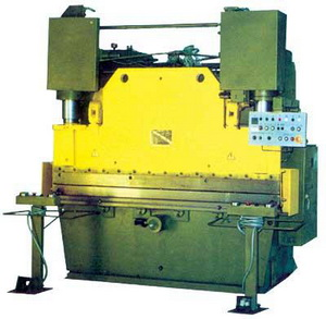 ИР1429 Пресс листогибочный гидравлический