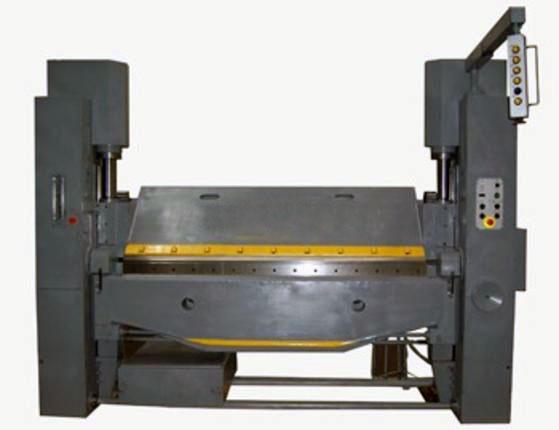 ИВ2146 Листогиб с поворотной балкой