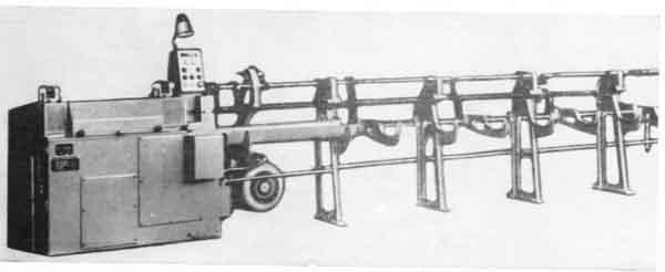 ИВ6118 Автомат правильно-отрезной с вращающейся правильной рамкой
