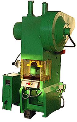 КД2124 Пресс кривошипный с пневмомуфтой
