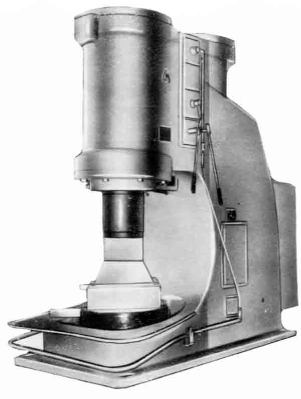 М4138 Молот ковочный пневматический
