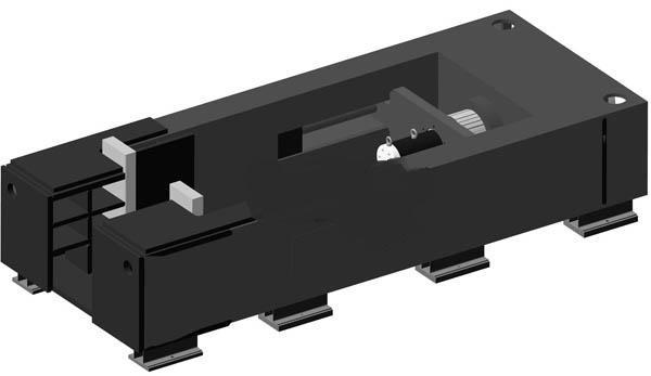 П7728 Пресс гидравлический горизонтальный