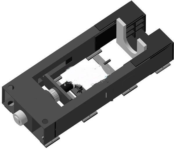 П7736 Пресс гидравлический горизонтальный