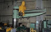 CSEPEL RFH 100\3000  диаметры сверления, мм: в стали – 150, в чугуне – 175.Наибольшее расстояние от оси шпинделя до колонны, 3000 мм